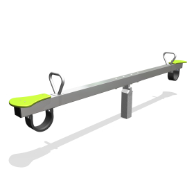 Twoperson seesaw