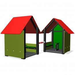 Double playhouse