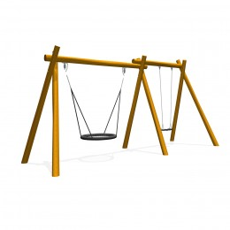 Double swing XL