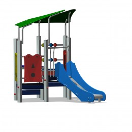 Playhouse slide 1