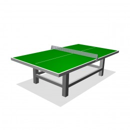 Jumbo tennis table