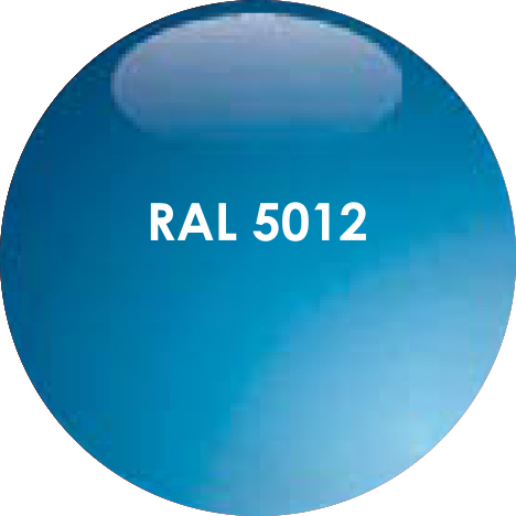 RAL 5012